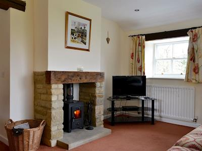 The Bailey Skipton Holiday Cottage Fireplacejpg