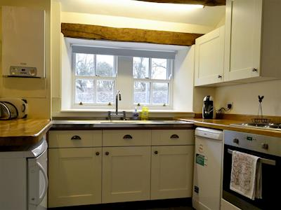 The Bailey Skipton Holiday Cottage Kitchen 2