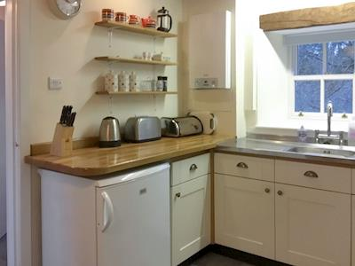 The Bailey Skipton Holiday Cottage Kitchen