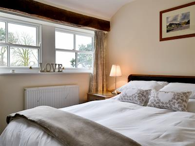 The Bailey Skipton Holiday Cottage bedroom
