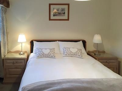 The Bailey Holiday Cottage in Skipton Bed
